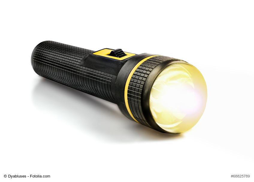 Cree Taschenlampe