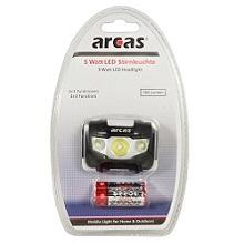 Arcas-5-Watt-LED-Stirnleuchte-Test